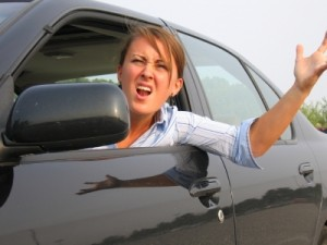 Learn How To Deal On The Aggressive Driver On The Road