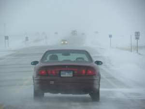 Enroll in a winter driving school to know and understand the risks of winter driving.