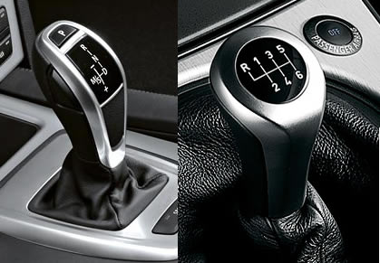 Manual Transmission Or Automatic