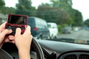 Can you still maintain judgment while handling the call while driving?
