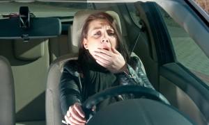 Risks of sleep deprived driving