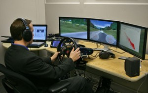 Driving Simulation Exercise