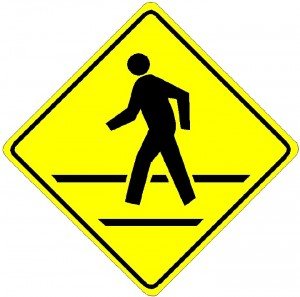 Find helpful ways to keep pedestrian safety.