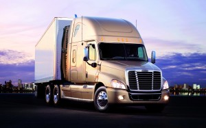 Learn truck driving in a driving school in your state.
