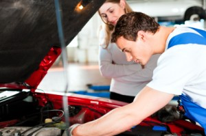 Learn how to maintain your car for safety driving.