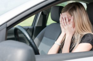Learn how to manage your fear in driving