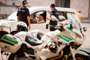 Learn the driver's license restriction for over speeding violation